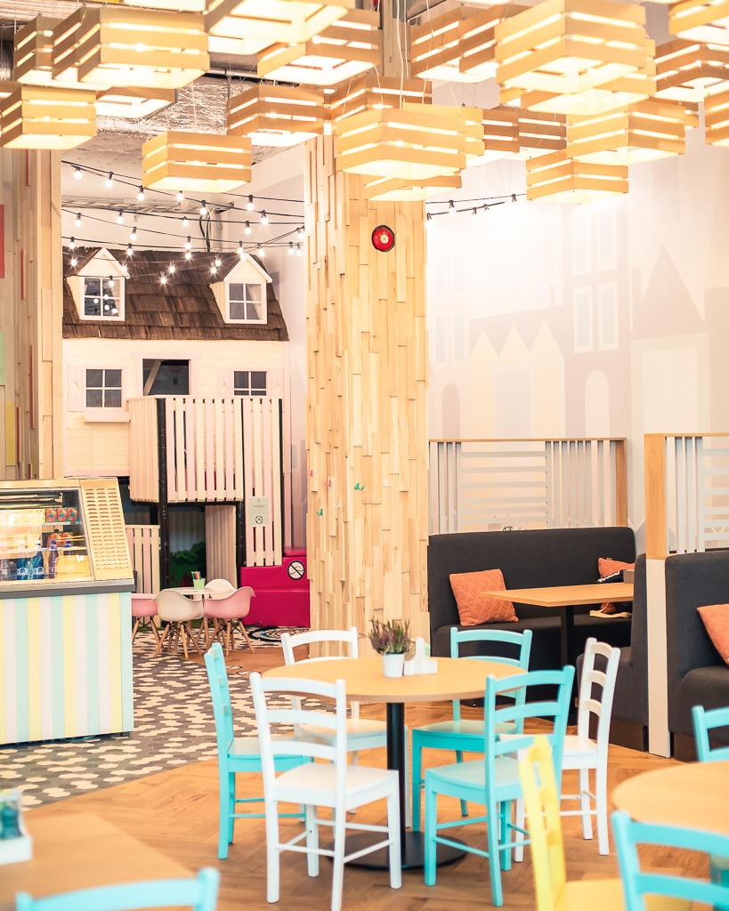 Perekohvik Moosium - kohvikuala